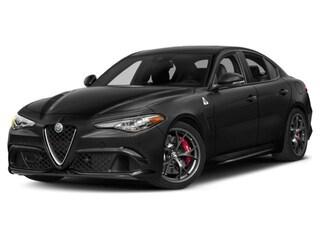 2018 Alfa Romeo Giulia Quadrifoglio Sedan ZARFAEAV0J7584073
