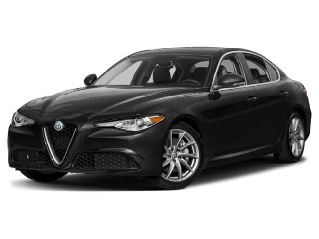 2018 Alfa Romeo Giulia GUILIA Ti AWD