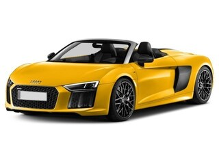 New 2018 Audi R8 5.2 V10 plus Spyder in Mentor, OH
