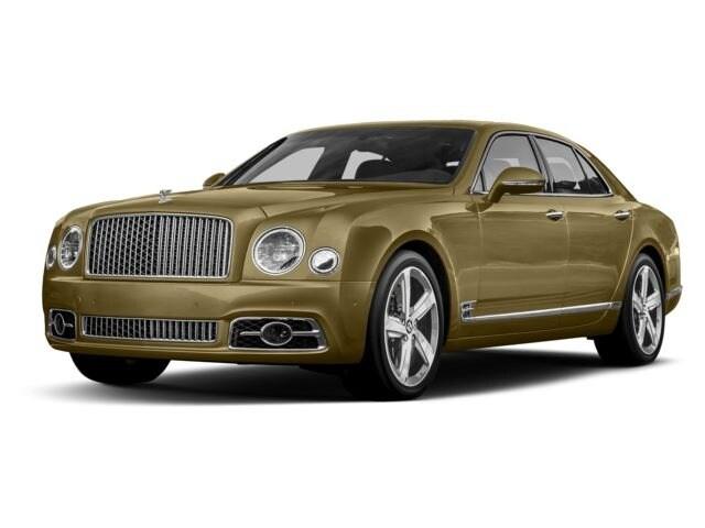2018 Bentley Mulsanne Speed *Design Series