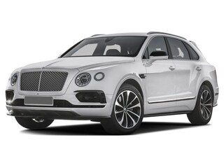 New 2018 Bentley Bentayga SUV 774 in Boston, MA
