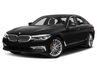 2018 BMW 5 Series 540i xDrive Sedan