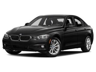 2018 BMW 320i Sedan WBA8E1G53JNU90981