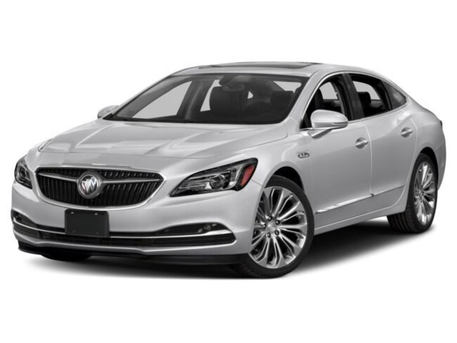 New 2018 Buick LaCrosse Preferred Sedan in Cortland