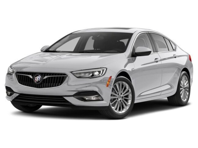 2018 Buick Regal Sportback Preferred Sedan