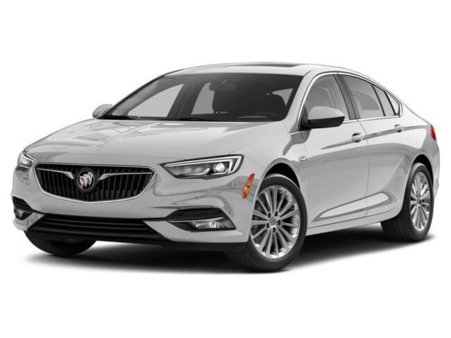 New 2018 Buick Regal Sportback Preferred II Hatchback in Cortland