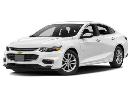 Featured Used 2018 Chevrolet Malibu LT Sedan for Sale in Cottage Grove, OR