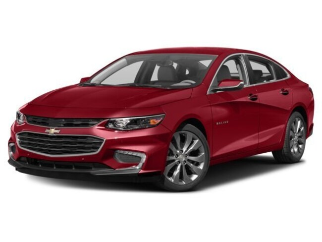 New 2018 Chevrolet Malibu Premier Sedan in Cortland