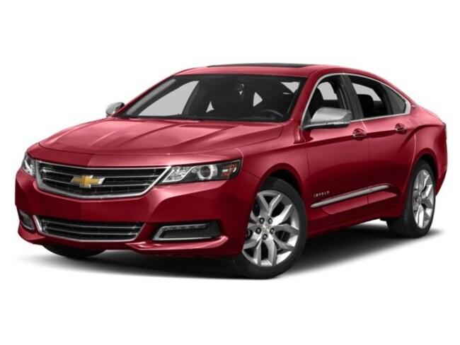 New 2018 Chevrolet Impala Premier w/2LZ Sedan in Cortland