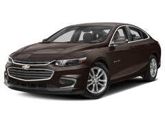 New 2018 Chevrolet Malibu Hybrid Base Sedan in Stockton, CA
