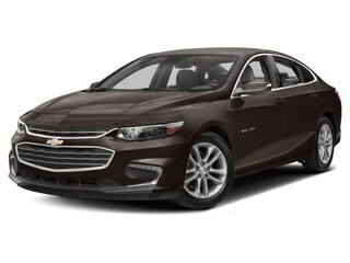 New 2018 Chevrolet Malibu Hybrid Base Sedan in Baltimore