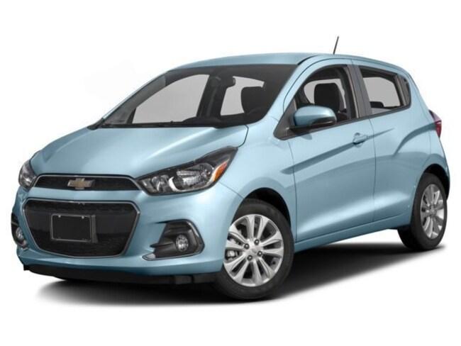 2018 Chevrolet Spark 1LT Hatchback