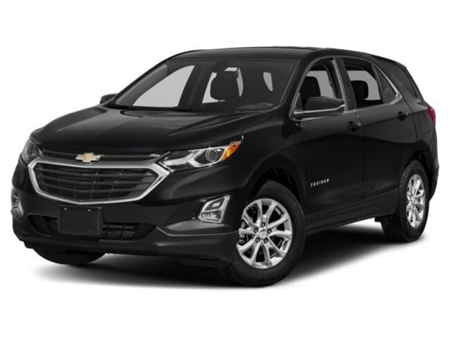 2018 Chevrolet Equinox LS 24 Month Lease $219 plus tax $0 Down Payment !