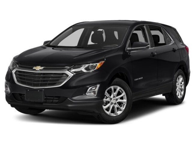 New 2018 Chevrolet Equinox LT w/2LT SUV in Cortland