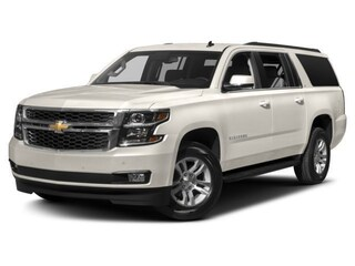 Used 2018 Chevrolet Suburban LT SUV under 30k miles for sale