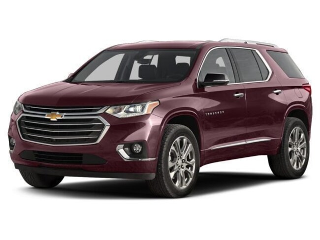 New 2018 Chevrolet Traverse LT Leather SUV in Cortland
