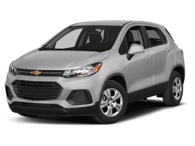 New 2018 Chevrolet Trax LS SUV in Cortland