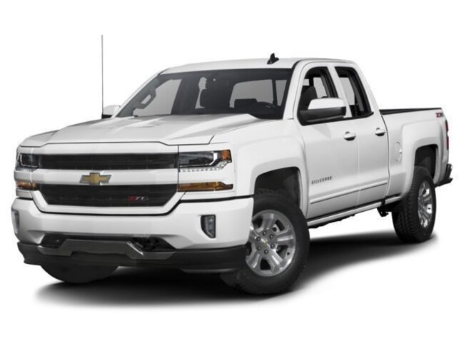 New 2018 Chevrolet Silverado 1500 LT Truck Double Cab in Cortland
