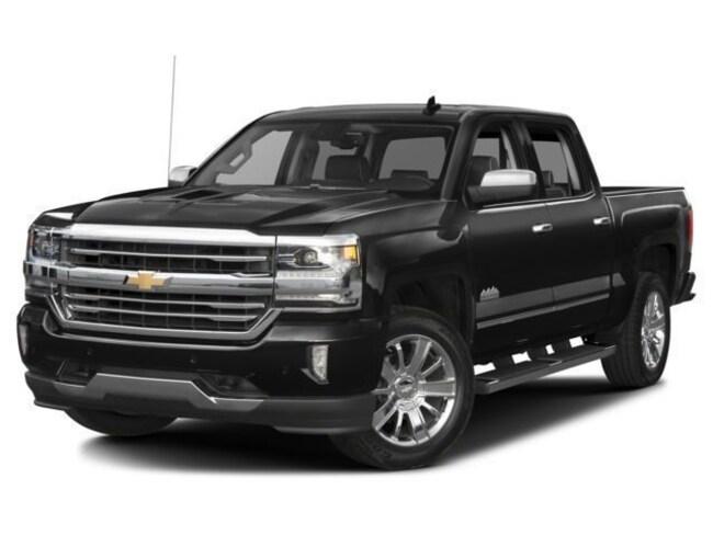 New 2018 Chevrolet Silverado 1500 High Country Truck Crew Cab in Cortland