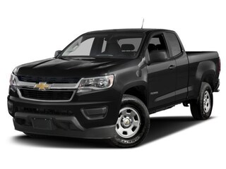 New 2018 Chevrolet Colorado WT Truck Extended Cab in Baltimore