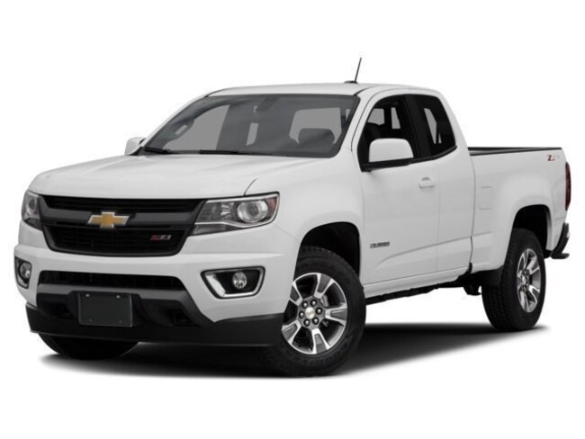New 2018 Chevrolet Colorado Z71 Truck Extended Cab in Cortland