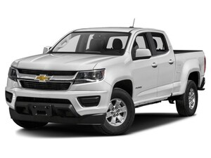 2018 Chevrolet  Chevy Colorado Crew Cab W/T 24 Month Lease $169 plus tax $0 Down Payment