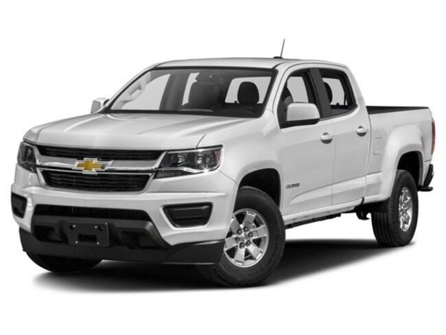 New 2018 Chevrolet Colorado WT Truck Crew Cab in Cortland
