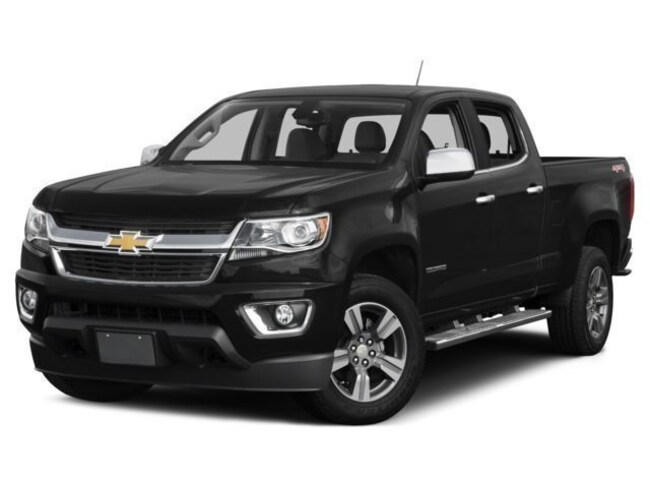 New 2018 Chevrolet Colorado LT Truck Crew Cab for sale in Cortland, NY