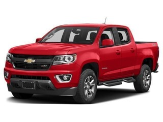 2018 Chevrolet Colorado 4WD Z71 Truck