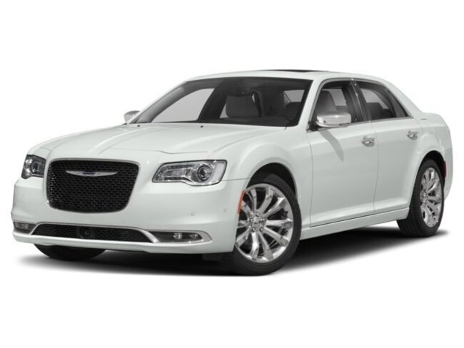 Certified 2018 Chrysler 300 Limited Sedan Harrisburg IL
