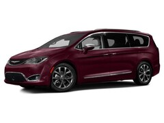 2018 Chrysler Pacifica LX LX  Mini-Van