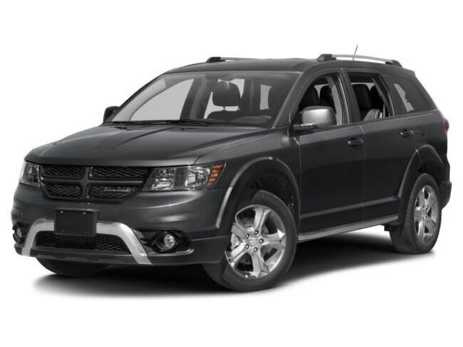 New 2018 Dodge Journey CROSSROAD Sport Utility Near Greensboro NC