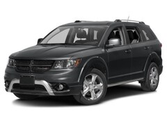 New 2018 Dodge Journey CROSSROAD AWD Sport Utility for sale near Eau Claire at Chilson Chrysler Dodge Jeep Ram FIAT