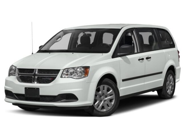 Used 2018 Dodge Grand Caravan SXT Van Passenger Van for sale in Philadelphia, PA
