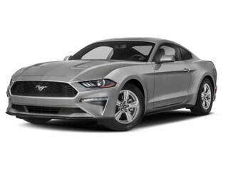 New 2018 Ford Mustang GT 5.0L ENGINE, NV, AUTO TRANSMISION, LEATHER GRAIN SEATS Coupe 1FA6P8CF4J5131107 in Wetaskiwin, AB