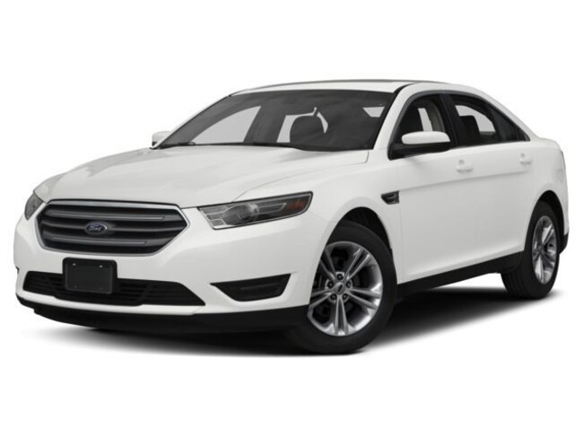 New 2018 Ford Taurus SEL Sedan Lamesa