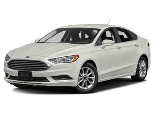 2018 Ford Fusion SE Sedan