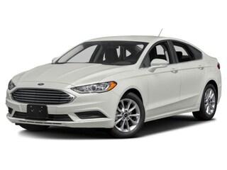 2018 Ford Fusion FUSION SE FWD