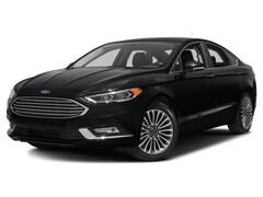 New 2018 Ford Fusion FUSION TITANIUM FWD San Mateo, California