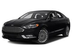 2018 Ford Fusion Titanium for sale at Lustine Toyota in Woodbridge, VA