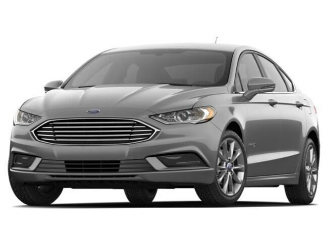 2018 Ford Fusion Hybrid SE Sedan