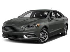 Used 2018 Ford Fusion Hybrid Sedan 3FA6P0RU0JR131612 for sale in Merced, CA