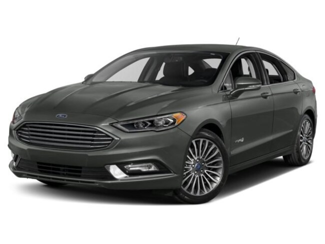 Ford Fusion Hybrid For Sale >> Used 2018 Ford Fusion Hybrid For Sale In Kissimmee Near Orlando