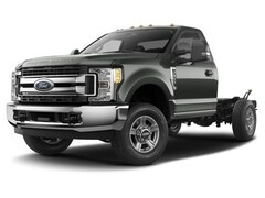 2018 Ford F-350 Cab/Chassis