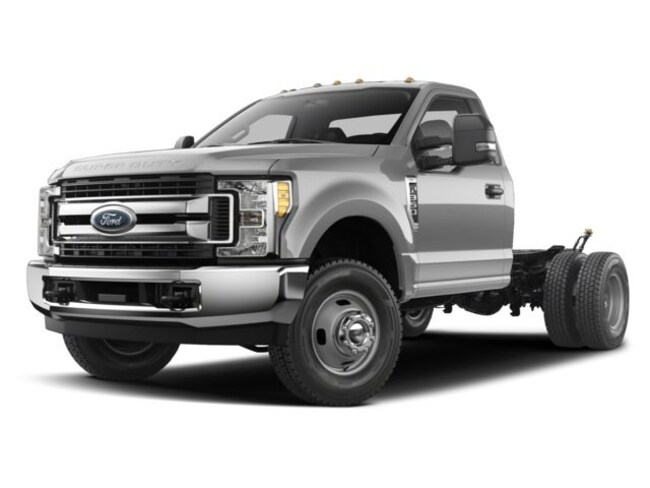 New 2018 Ford F-350 Chassis Truck Regular Cab Tallahassee