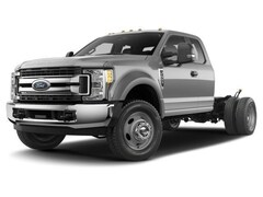2018 Ford F-450 Chassis XL 4WD Supercab Truck Super Cab
