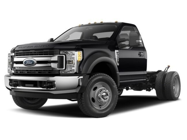 2018 Ford F-550 Chassis CHAS Truck