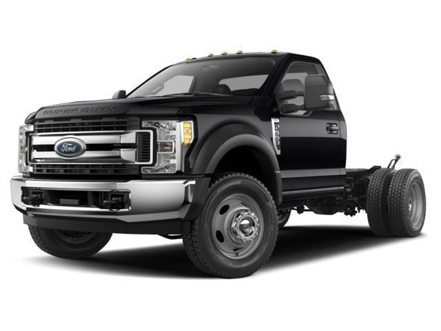 2018 Ford F550 XL SD F-550 XL Commercial-truck