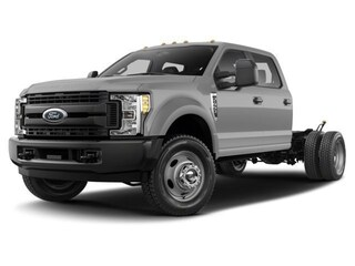 2018 Ford F-550 Chassis XL Truck Crew Cab