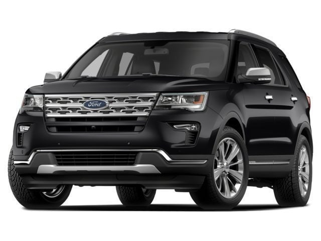 2018 Ford Explorer SUV 4WD